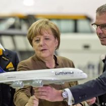 Lufthansa afirma que pronto podría obtener ayuda del Estado alemán