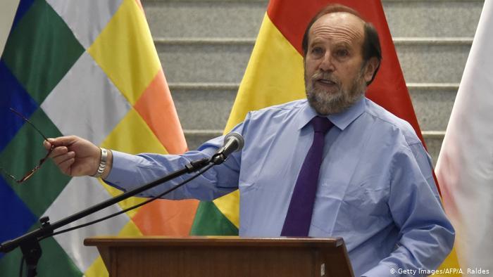 Arrestan a ministro de Salud de Bolivia por compra sobrevalorada de ventiladores para Covid-19