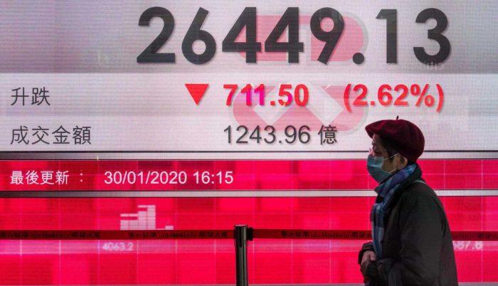 Chile y el mundo ante la eventual contracción en 9% de la economía de China durante 2020 por la pandemia