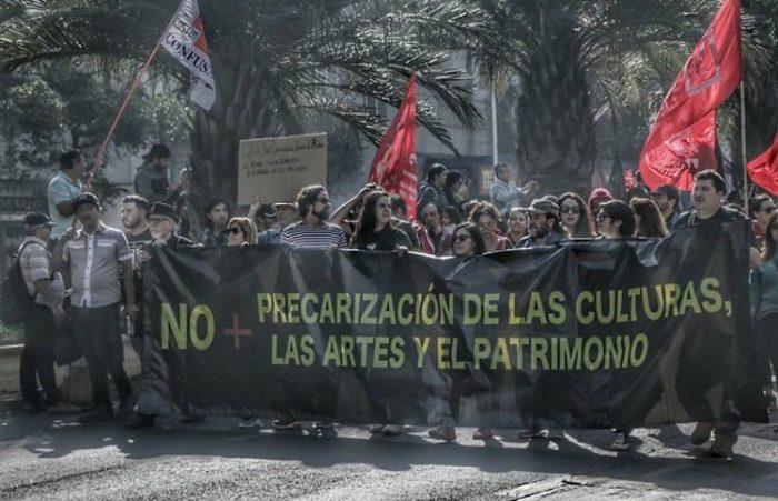 Trabajadores del cine pide ayuda concreta y en corto plazo a Ministerio de las Culturas