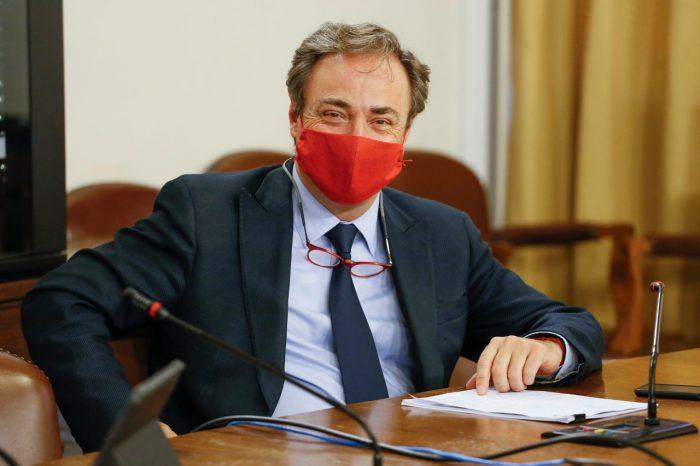 """Diputado Eguiguren (RN) por créditos a pymes en pandemia: """"La banca es el verdadero coronavirus que estamos sufriendo"""""""