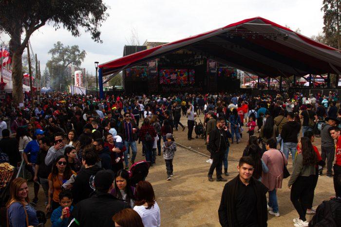 Peligran las celebraciones de Fiestas Patrias: Alcalde Alessandri se abre a suspender fonda de Parque O'Higgins