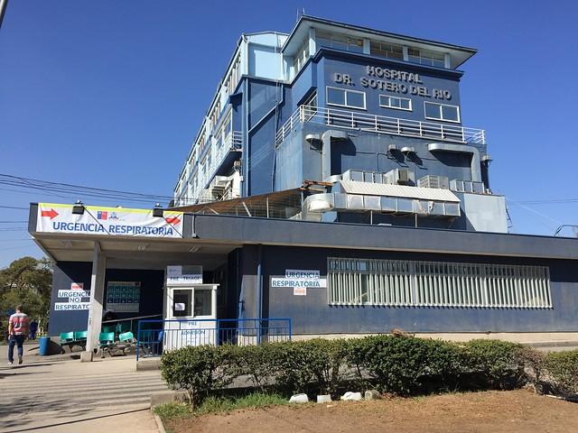Hospital Sótero del Río confirmó la muerte del primer médico por COVID-19 en Chile