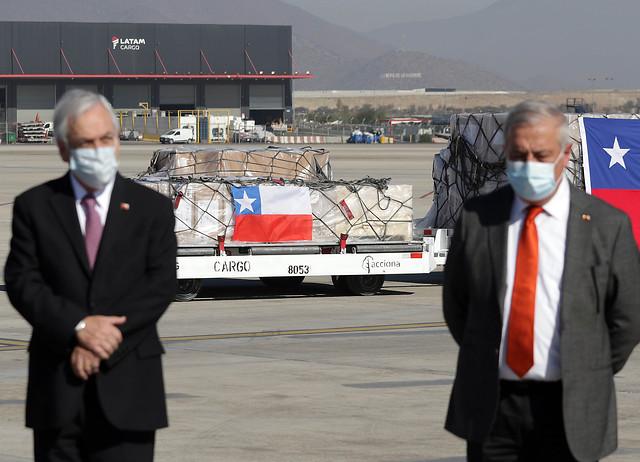 Piñera respalda a Mañalich: