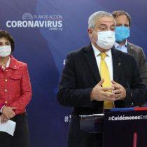 Ministro Mañalich anuncia proyecto que suspende la Eunacom para inyectar recurso humano al combate de la pandemia