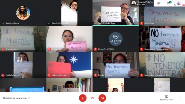 Activismo online: una nueva forma de combatir la violencia machista que estuvo presente en 2020