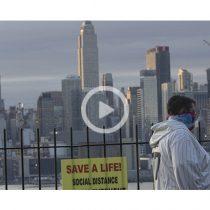 Actriz chilena cuenta cómo los artistas nacionales sobrellevan la pandemia en Nueva York, una de las ciudades con más contagios del mundo