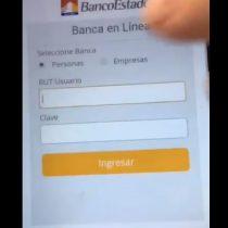 Atención clientes: dan a conocer método de estafa para robar datos de la Cuenta Rut