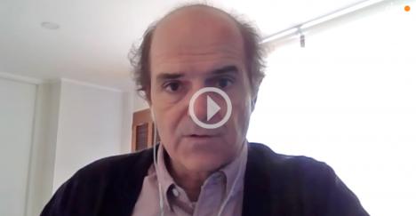 """Ignacio Irarrázaval (UC) y un posible estallido del hambre: """"Espero que no, pero estamos en una situación de riesgo"""""""