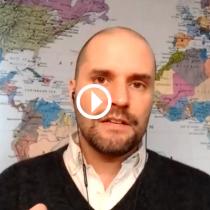 """Jaime Bellolio (UDI) y el Acuerdo Nacional: """"Hoy mismo no veo el ambiente (…). Es una buena noticia que el Gobierno haya hecho el llamado"""""""