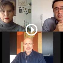 """Claudio Fuentes en LSP y la responsabilidad política de Mañalich: """"Si la batalla se está perdiendo a lo mejor hay que cambiar al general"""""""
