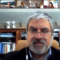 Rector de la Universidad Católica del Maule participa en la comisión de Educación del Senado para analizar la situación de las instituciones frente al Covid-19
