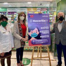 """A un mes de su lanzamiento entregan balance de la campaña """"Mascarilla 19"""" que ayudó a 30 mujeres a lo largo de todo el país"""