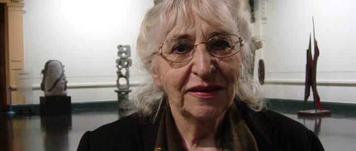 Fallece Gracia Barrios, una de las pintoras fundamentales de la historia del arte en Chile