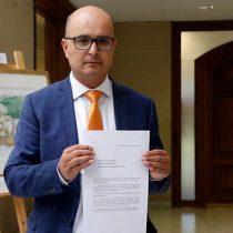 Diputado Marcos Ilabaca (PS) presentó querella criminal por casos de Covid-19 en Centro Penitenciario de Valdivia
