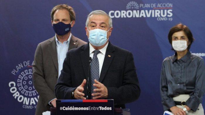 """Adiós al exitismo: Mañalich reconoce que estamos en """"tiempos difíciles"""" tras dolorosa cifra de 22 fallecidos y 2659 nuevos contagiados"""