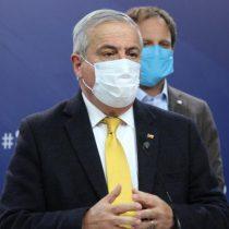 Tras alcanzar el máximo de contagios en un día, Mañalich admite estar acercándose al límite en la RM y subsecretario reconoce que harán falta más ventiladores