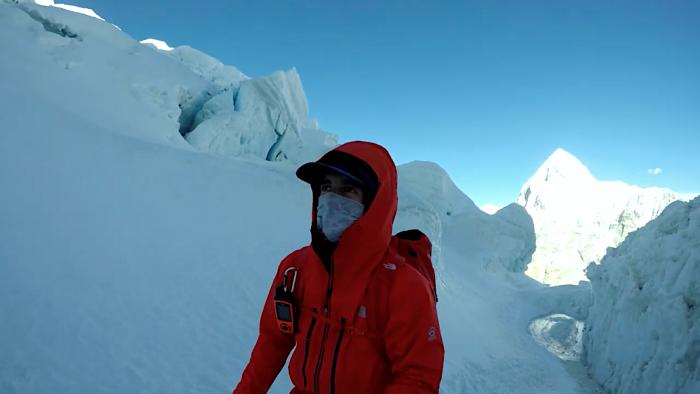Nuevas informaciones sobre la búsqueda del montañista Juan Pablo Mohr perdido en el k2 abre una esperanza para los familiares