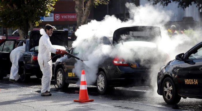 Variables ambientales incidirían negativamente en la tasa de contagios de COVID-19 en Chile