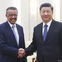 OMS desmiente conversación telefónica con China en la que Xi pide ocultar pandemia de coronavirus