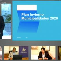 Vía streaming y con cuatro alcaldes de la RM Enel Distribución presentó plan de invierno 2020