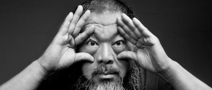 Clausura, resistencia y arte son los temas que abordará el artista chino Ai Weiwei en una conversación online
