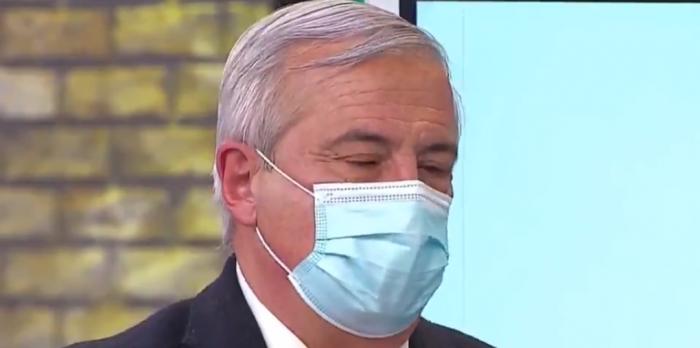 Mañalich desdramatiza situación de Chile ante la pandemia:
