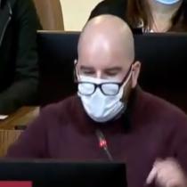 """Giorgio Jackson por Ingreso de Emergencia: """"No creo que alguien en esta sala tenga la cara para decir que puede vivir con $ 65 mil al mes"""""""
