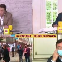 """""""¿Qué tiene que ver el No más AFP con el hambre?"""": la polémica frase del Intendente Guevara sobre la manifestación de vecinos en La Pintana"""
