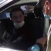 Carabineros detiene a hombre con evidente hálito alcohólico que vulneró cordón sanitario en la Ruta 68