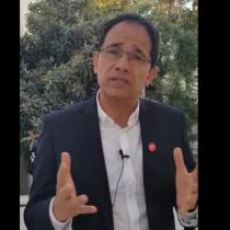 """Sergio Micco: """"Al INDH le preocupa el sufrimiento de la población de especial riesgo bajo cuarentena"""""""