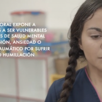 #LasEscenasQueNoQueremos: Centro de Estudios de la Mujer lanza campaña para visibilizar la violencia contra las mujeres en el ámbito laboral