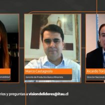 """Director nacional de Onemi dio """"clase magistral"""" de resiliencia para enfrentar el Covid-19"""