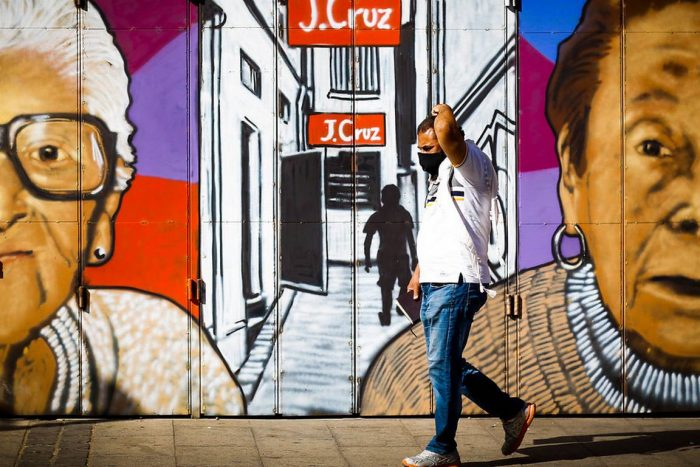 Movilidad en tiempos de Coronavirus en Valparaíso