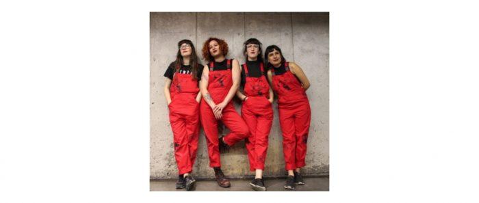 """Colectivo LasTesis reinterpreta la canción antimachista """"Corazones rojos"""" a 30 años de su lanzamiento"""