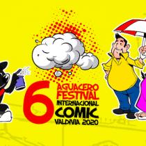 Festival Aguacero Comic realizará su sexta versión en septiembre en Valdivia