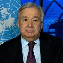 """""""El mundo no fue capaz de unirse y enfrentar el Covid-19 de forma coordinada"""": la dura crítica de Antonio Guterres, secretario general de la ONU"""