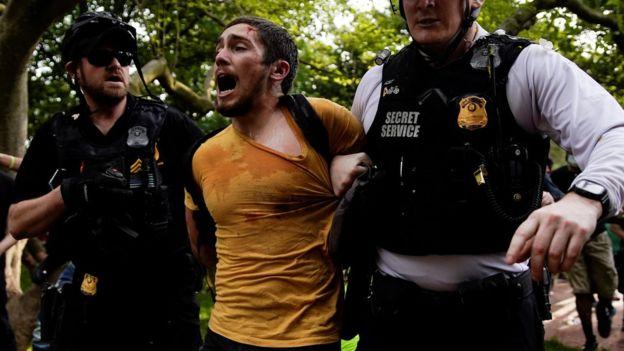 Otra jornada de protestas en EEUU: el dolor y la ira sacuden unas 50 ciudades tras la muerte de George Floyd