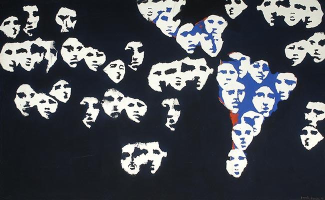 Confirman muerte de Gracia Barrios, Premio Nacional de Artes Plásticas 2011