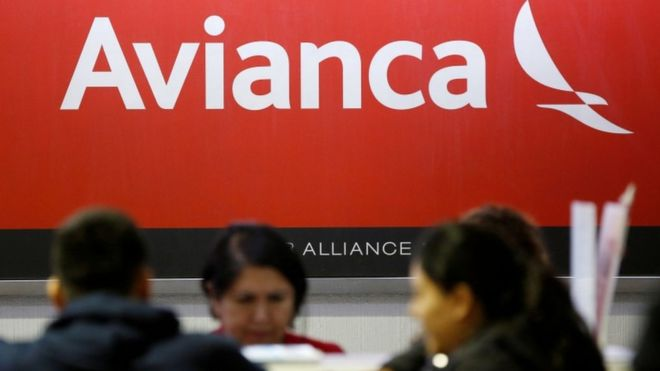 Avianca: la aerolínea colombiana se declara en bancarrota en EE.UU. por el impacto económico del coronavirus