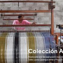 """Mujeres artesanas Aymara luchan por honrar sus textiles y darles """"guiños contemporáneos"""" a sus tejidos"""