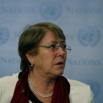 Bachelet se encuentra viajando a Chile tras muerte de su madre, Ángela Jeria