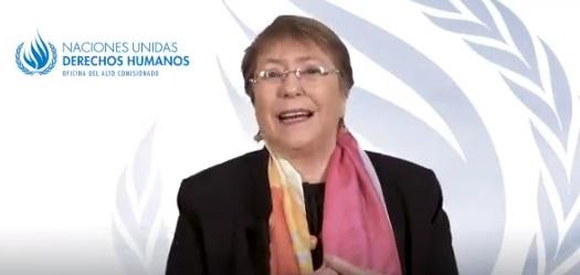 Bachelet celebró conmemoración de la legalización del matrimonio igualitario en Costa Rica