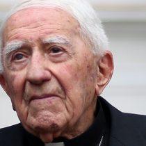 Tras morir de covid-19, el Vaticano suspendió investigación contra Bernardino Piñera