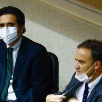 Ministros Ward y Briones en cuarentena preventiva por contacto con senadores Quinteros y Pizarro: se suman diputados PS