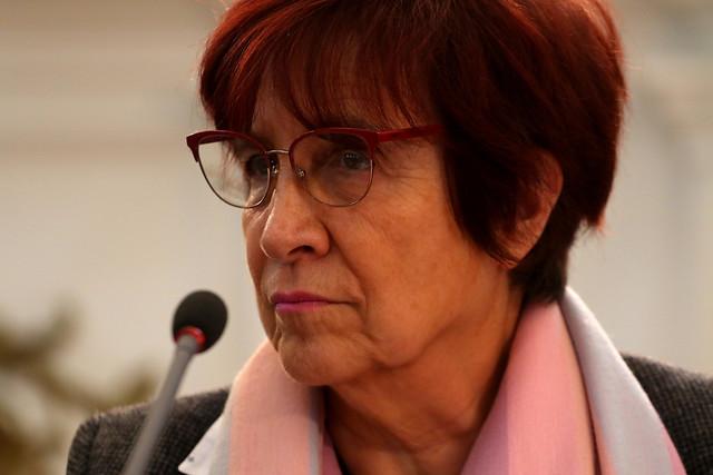 Diputada Hertz se querella contra jueces del TC por corrupción y acusa