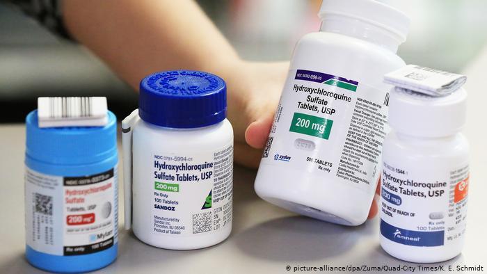 Por seguridad: OMS suspende en forma temporal los ensayos clínicos de hidroxicloroquina para el Covid-19