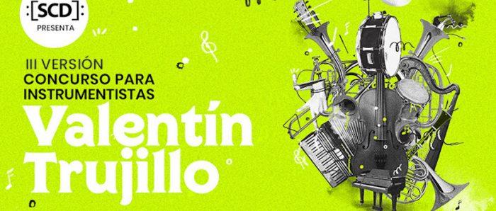 Lanzan nueva versión de concurso Valentín Trujillo para celebrar los 87 años del pianista