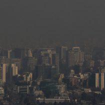 Análisis arrojó significativa reducción de contaminantes en el aire en la Región Metropolitana