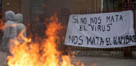 El hambre como argumento político en Chile - El Mostrador